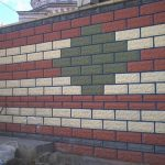 Duvar Baskı Beton Uygulaması