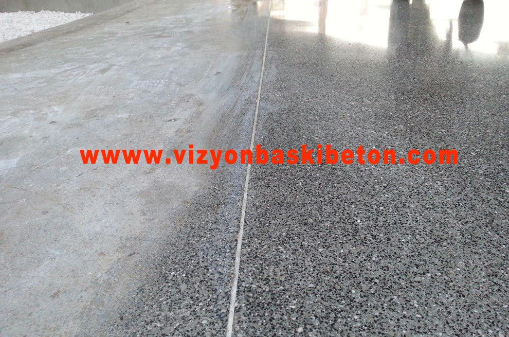 beton silme uygulaması 1